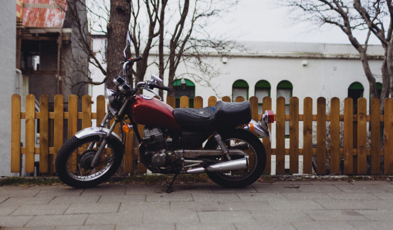 Brugt Yamaha R1 1980 Sjælland 1