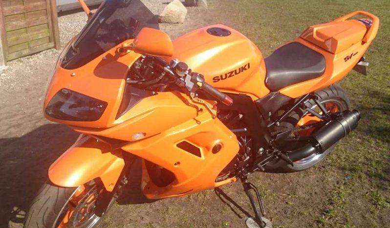 Brugt Suzuki SV 1000 S 2005 Syd- og Sønderjylland full