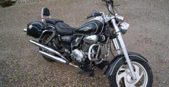 Brugt Honda CB 125 2013 1