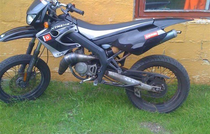Brugt Derbi Senda SM Xtreme 2006 1