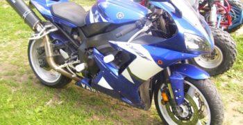 Brugt Yamaha R6 2005 2