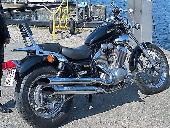 Brugt Yamaha XV 535 Virago 1992 1