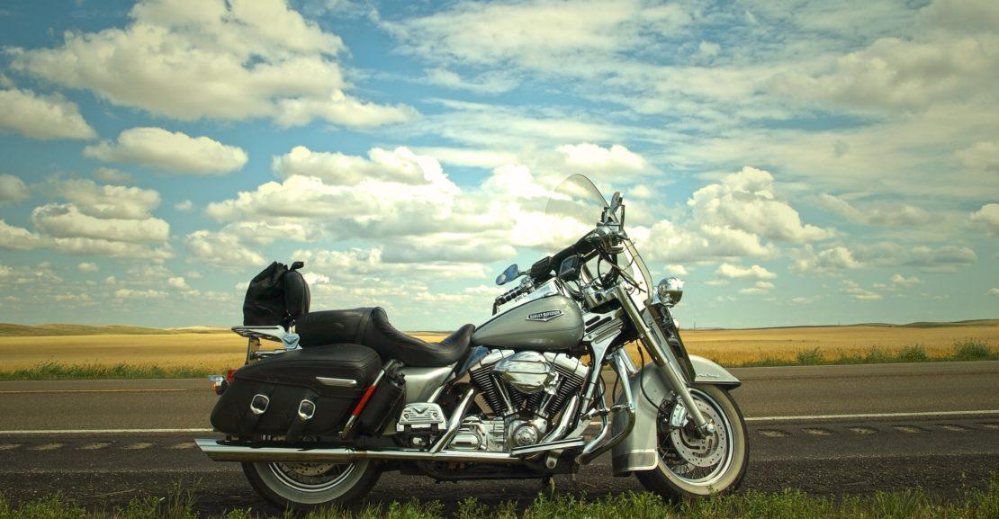 motorcykel ferie