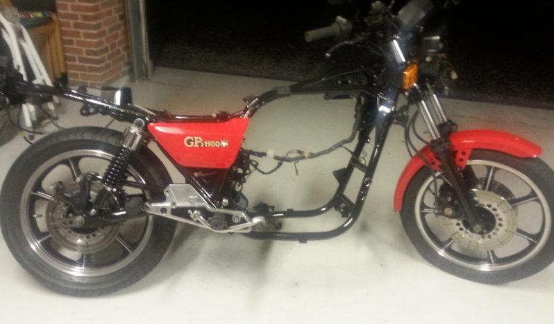 Brugt Kawasaki GPZ 1000 1984 full