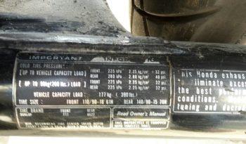 Brugt Honda VT 1100 C 1986 full