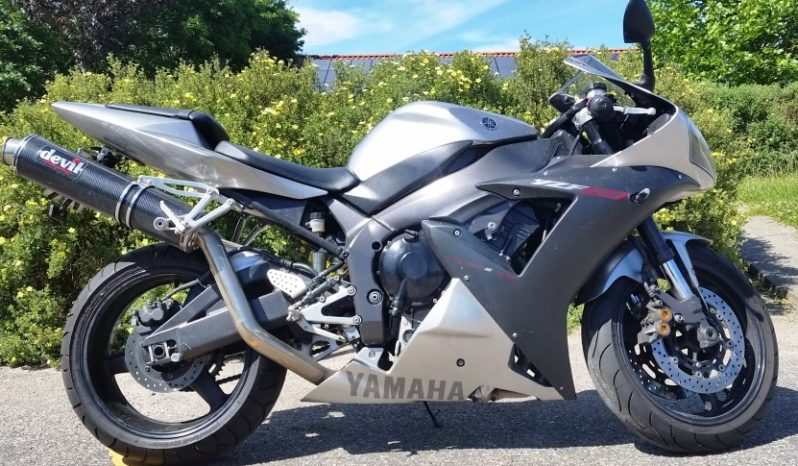 Ny Yamaha YZF R1 2004 full