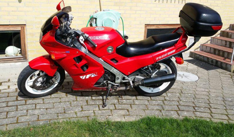 Brugt Honda VFR 750 1987 1