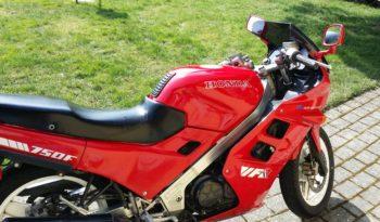 Brugt Honda VFR 750 1987 full