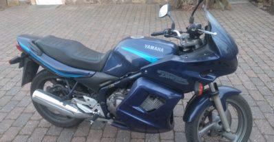 Brugt Yamaha XJ 600 S Diversion 2012 2