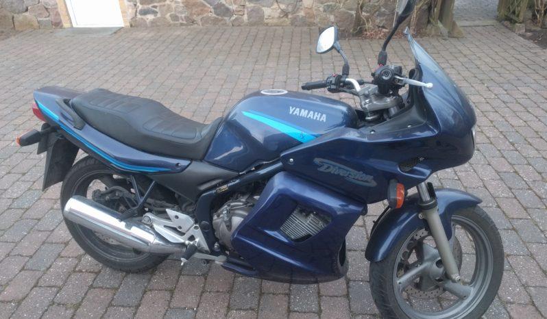 Brugt Yamaha XJ 600 S Diversion 2012 1