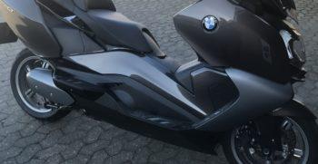 Brugt BMW C 650 GT 2015 9