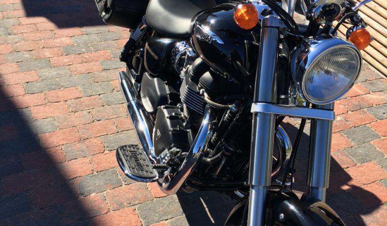 Brugt Triumph Speedmaster 2008 1