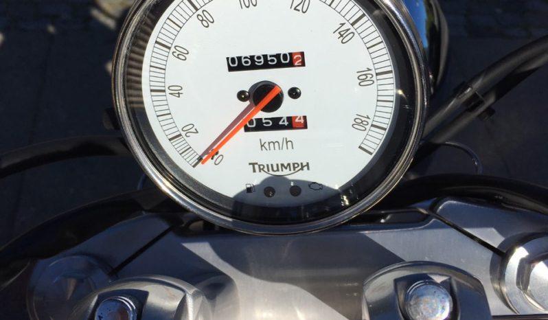 Brugt Triumph Speedmaster 2008 full