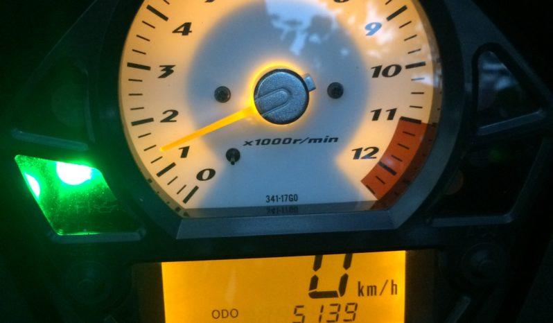 Brugt Suzuki SV 650 S 2009 full