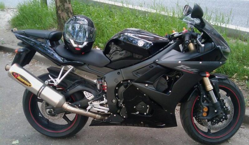 Brugt Yamaha YZF R6 2006 1