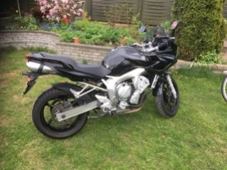Brugt Yamaha FZS 600 Fazer 2007 full