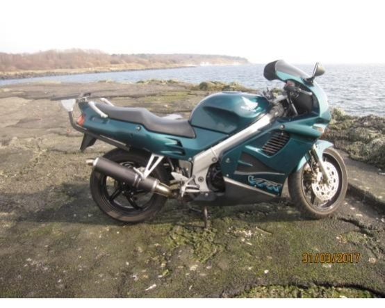 Brugt Honda VFR 750 F 1997 full