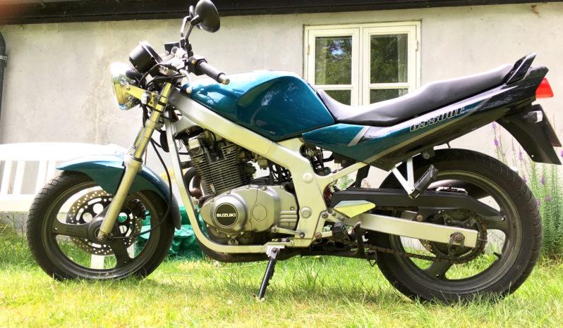 Brugt Suzuki GS 500 1999 1