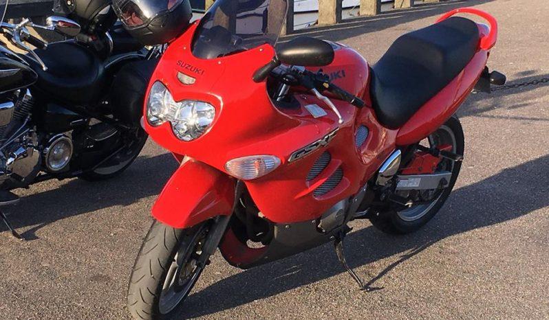 Brugt Suzuki GSX 600 F 1999 1