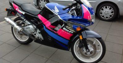 Brugt Honda CBR 600 F 1991 5
