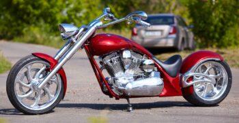 Ny Harley Davidson Custom Bike N/A 9