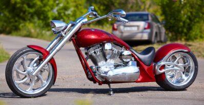 Ny Harley Davidson Custom Bike N/A 7