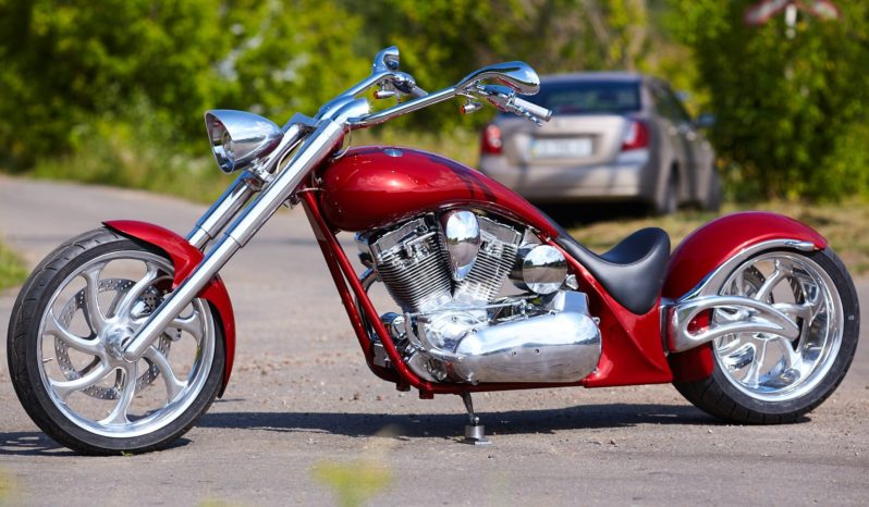 Ny Harley Davidson Custom Bike N/A 1