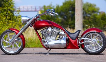 Ny Harley Davidson Custom Bike N/A full