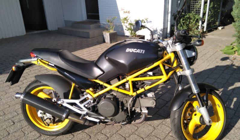Brugt Ducati 600 Monster 1998 1