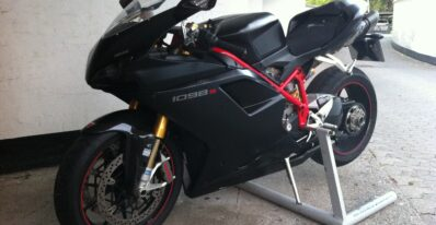 Brugt Ducati 1098 2007 8