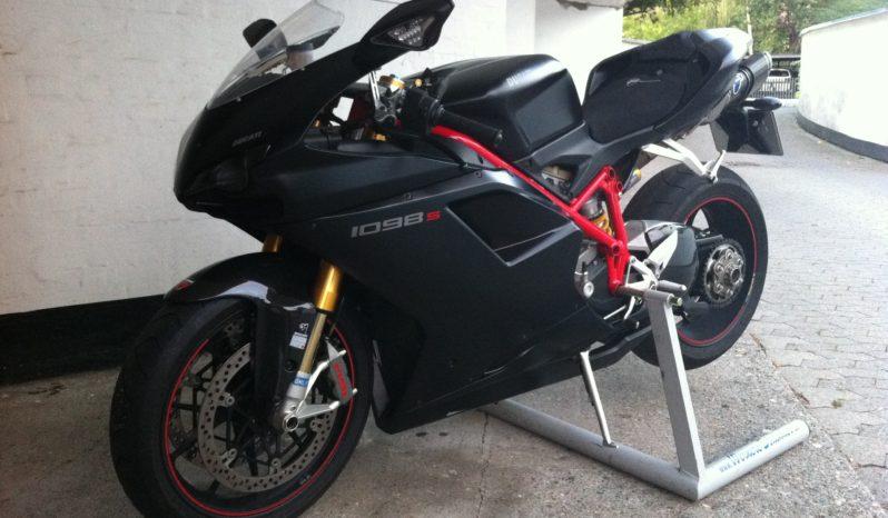 Brugt Ducati 1098 2007 1