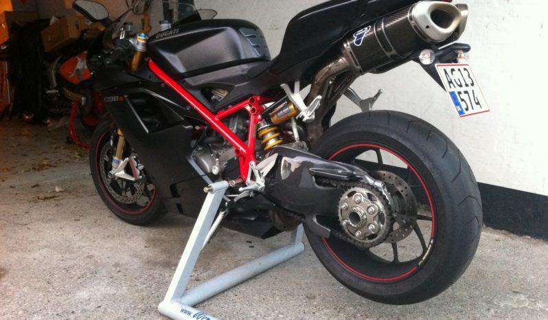 Brugt Ducati 1098 2007 full