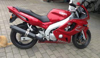 Brugt Yamaha YZF 600 R 2003 2