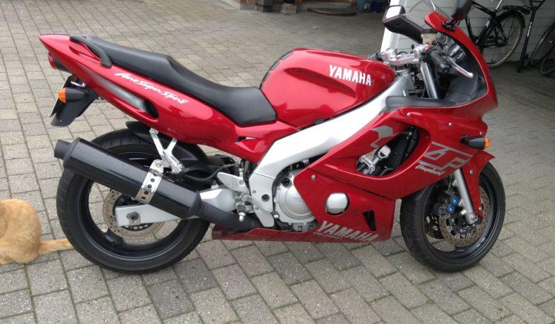 Brugt Yamaha YZF 600 R 2003 1