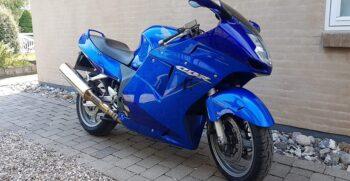 Brugt Honda CBR 1100 XX 2005 9