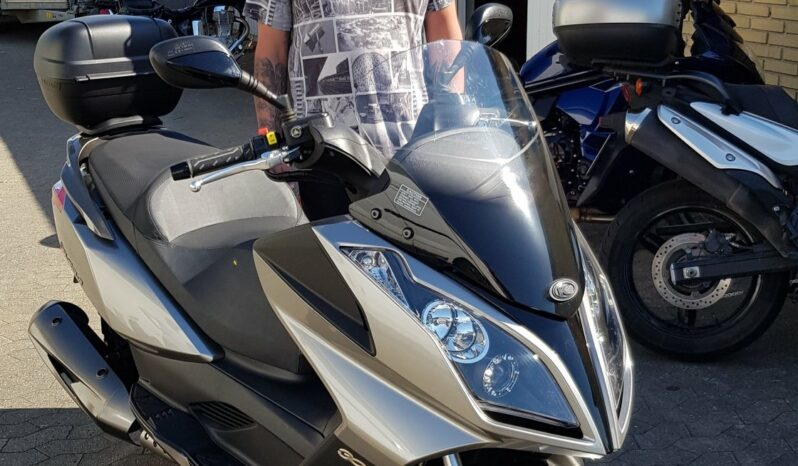 Brugt Kymco Downtown 300i ABS 2015 full