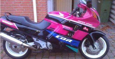 Brugt Honda CBR 1000 F 1991 2