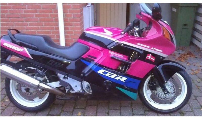 Brugt Honda CBR 1000 F 1991 1