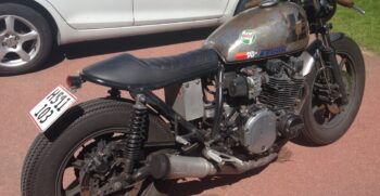Brugt Kawasaki Z 1000 1980 9