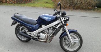 Brugt Honda NTV 650 1989 6