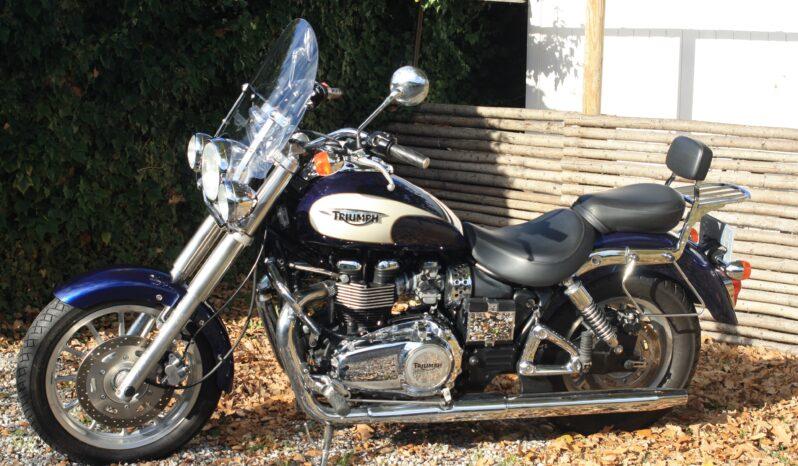 Brugt Triumph Bonneville America 2008 1