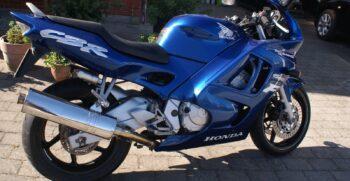 Brugt Honda CBR 600 F 1998 5