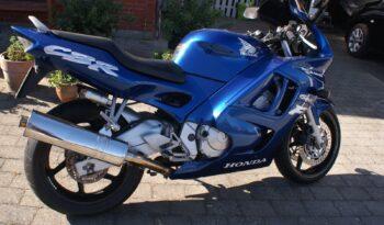 Brugt Honda CBR 600 F 1998 2