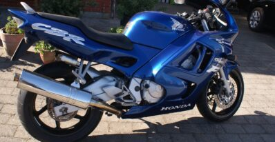 Brugt Honda CBR 600 F 1998 3