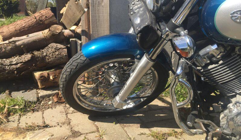 Brugt Yamaha XVS 650 Drag Star 1999 full