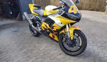 Brugt Yamaha YZF R6 2007 2