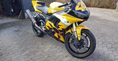 Brugt Yamaha YZF R6 2007 6