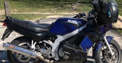 Brugt Suzuki GS 500 2000 6