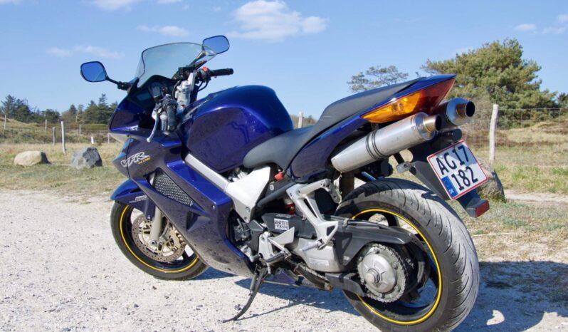 Brugt Honda VFR 800 F 2002 full
