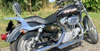 Brugt Harley Davidson Custom Bike 2007 5